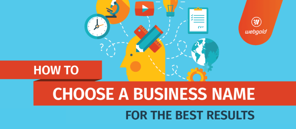 [INFOGRAPHIC]: How to Choose a Business Name