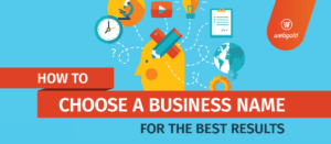 choose business name infographic